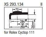 Rolex Cyctop 111