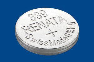 Pile per Orologi Renata 339