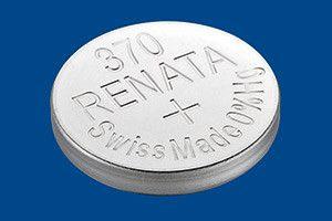 Pile per Orologi Renata Confezione MP 370