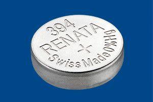 Pile per Orologi Renata Confezione MP 394