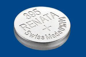 Pile per Orologi Renata Confezione MP 395