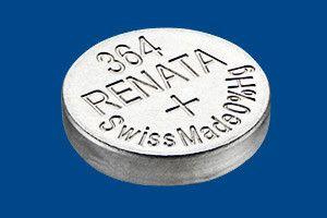 Pile per Orologi Renata Confezione industriale 364