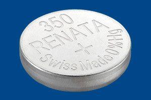 Pile per Orologi Renata 350