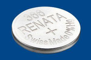 Pile per Orologi Renata 366