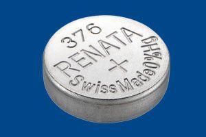 Pile per Orologi Renata 376