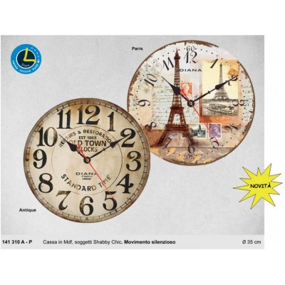 Orologio da Parete 141310A/P