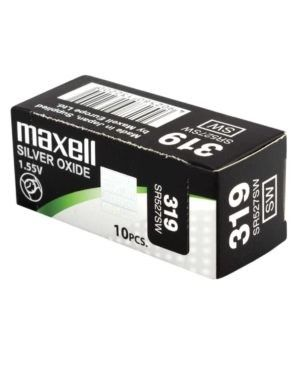 Pile per Orologi Maxell 319