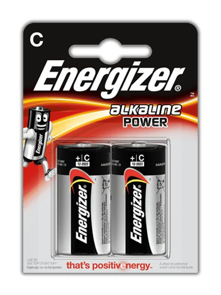 Energizer Mezza Torcia Alkalina Blister 2 pz