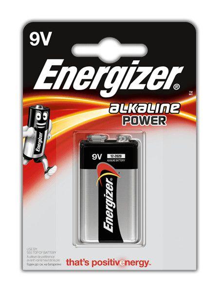 Energizer 9V Transistor Blister 1 pz