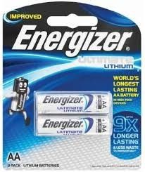Energizer Stilo Lithio Blsiter 2 pz