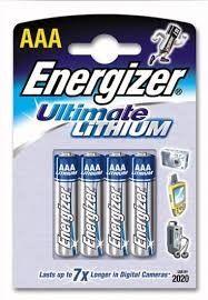 Energizer Ministilo Lithio Blister 2 pz