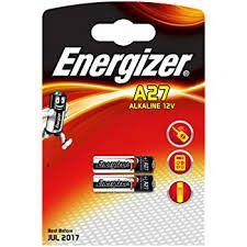 Energizer 12 V Alkalina Blister 1 pz
