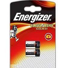 Energizer 6 V Alkalina Blister 2 pz