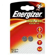 Energizer Alkalina LR43 Blister 2 pz