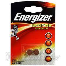 Energizer Alkalina LR1120 Blister 2 pz