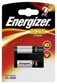 Energizer Lithio 6 V 2CR5 Blister 1 pz