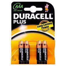 Duracell Ministilo Alkalina Blister 4 pz