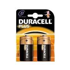 Duracell Torcia Alkalina Blister 2 pz