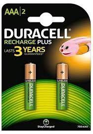 Duracell Ministilo Ricaricabile 800 mAh Blister 2 pz