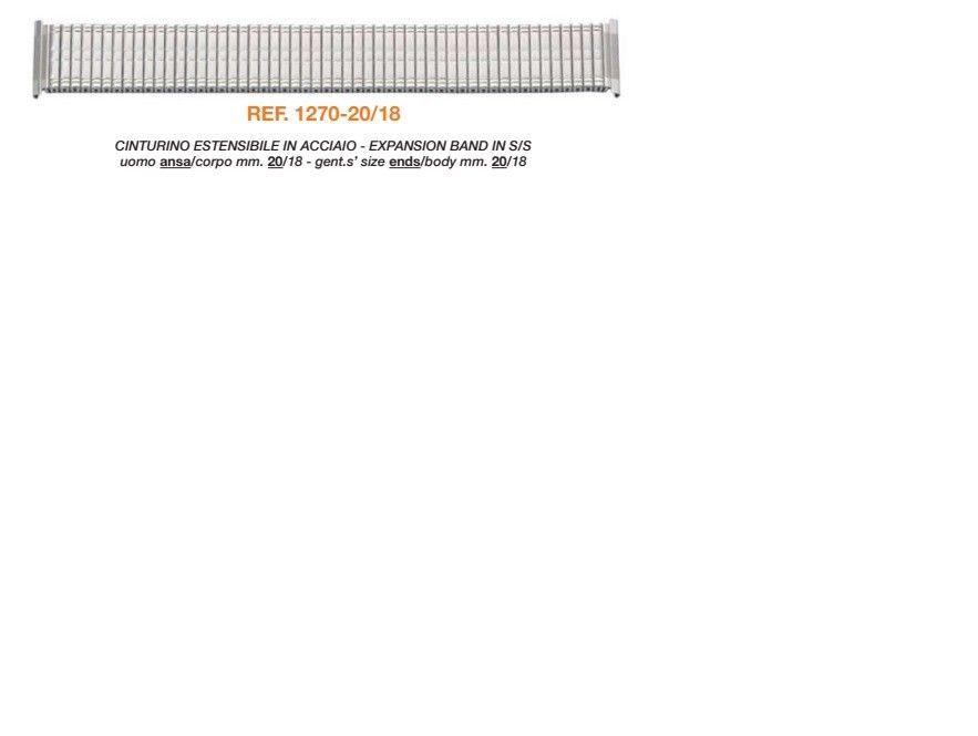 Cinturino Metallo 1270