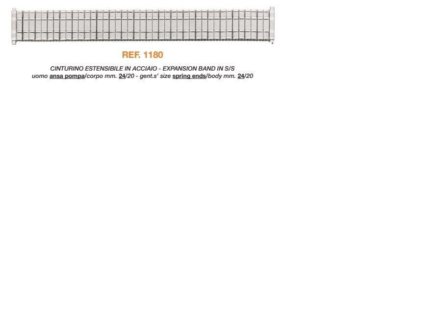Cinturino Metallo 1180