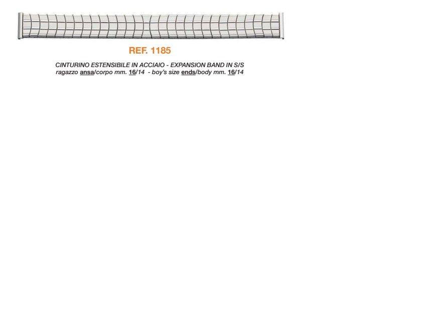 Cinturino Metallo 1185