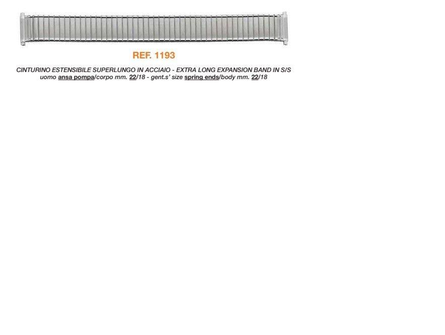 Cinturino Metallo 1193