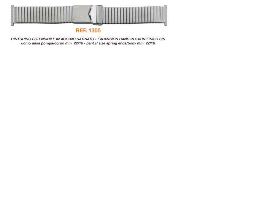 Cinturino Metallo 1305