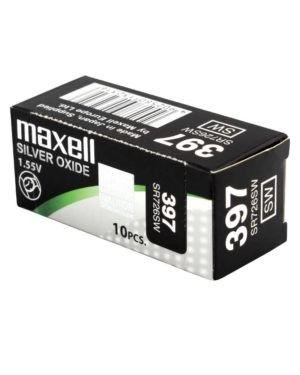 Pile per Orologi Maxell 397