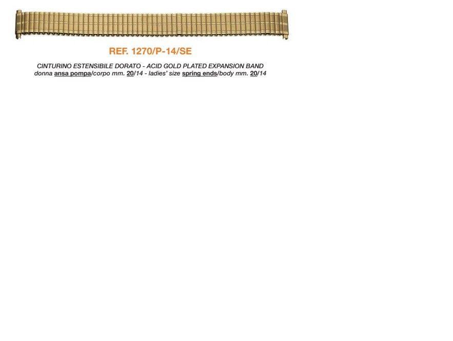 Cinturino Metallo 1270P