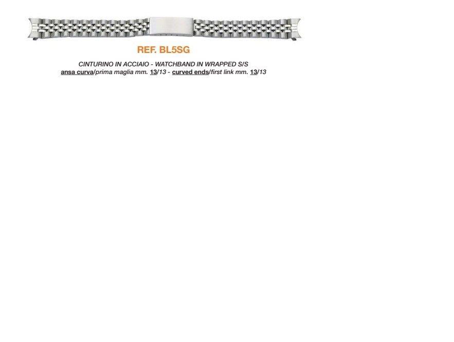 Cinturino Metallo BL5SG