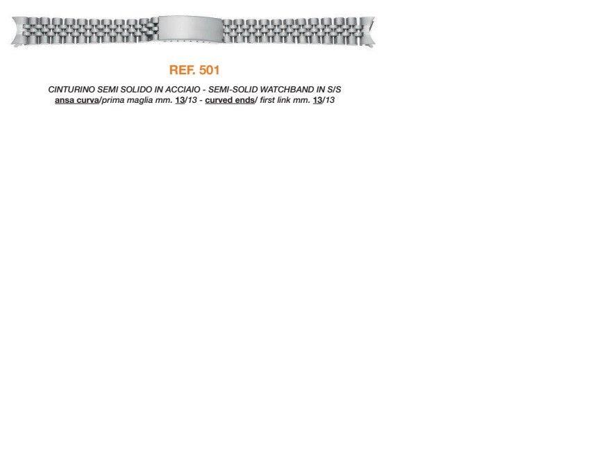 Cinturino Metallo 501
