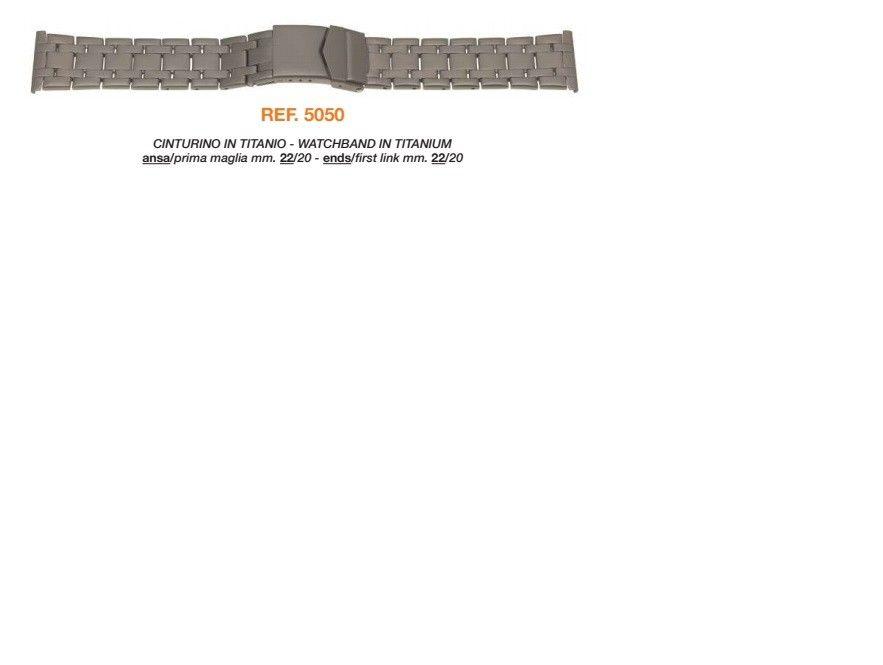 Cinturino Metallo Speciale 5050