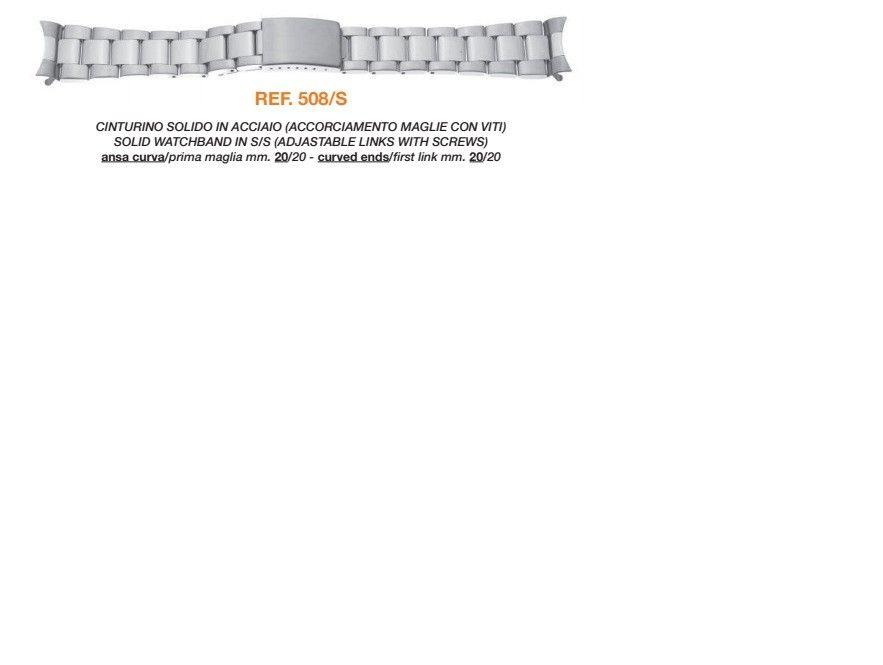 Cinturino Metallo 508/S