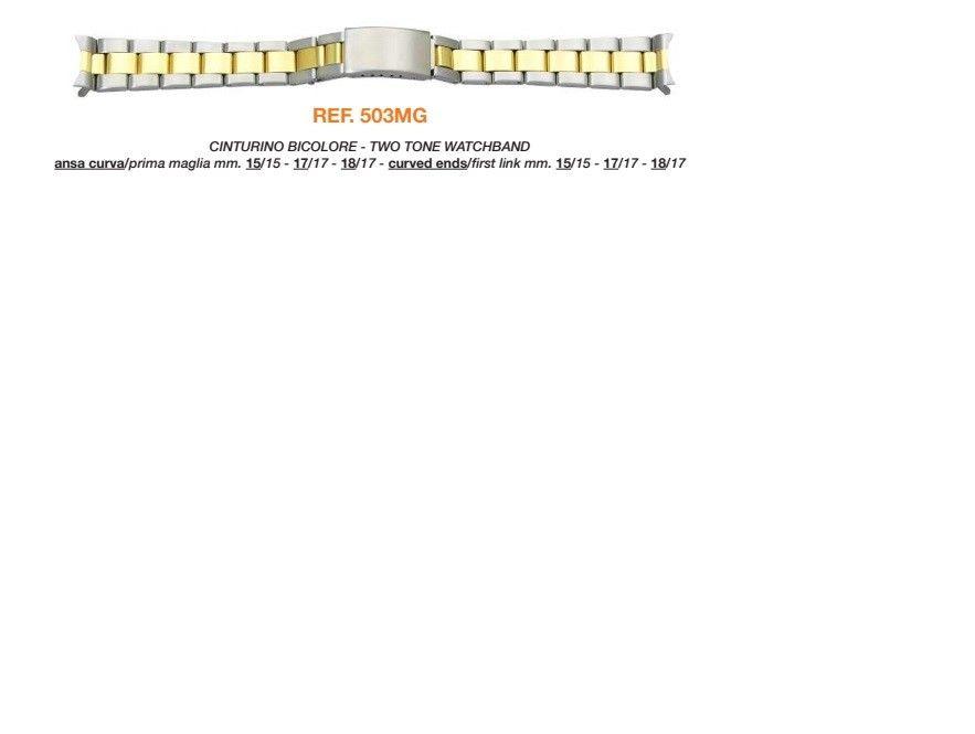 Cinturino Metallo 503MG