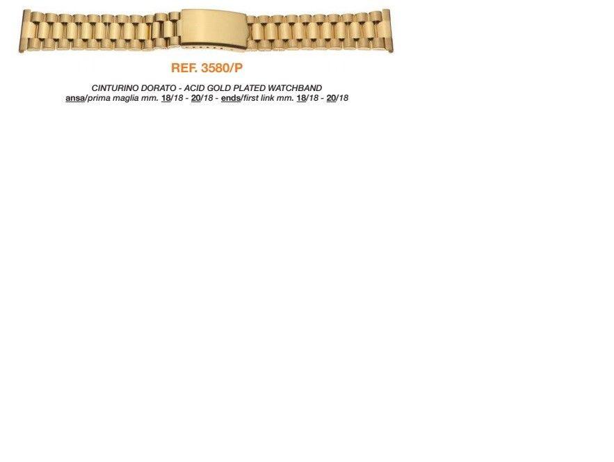 Cinturino Metallo 3580/P