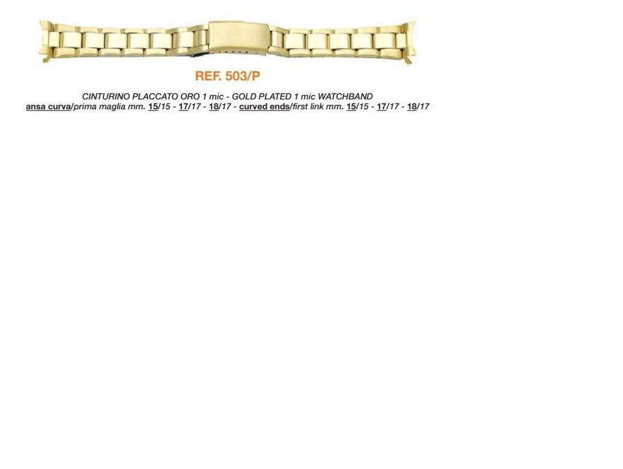 Cinturino Metallo 503P