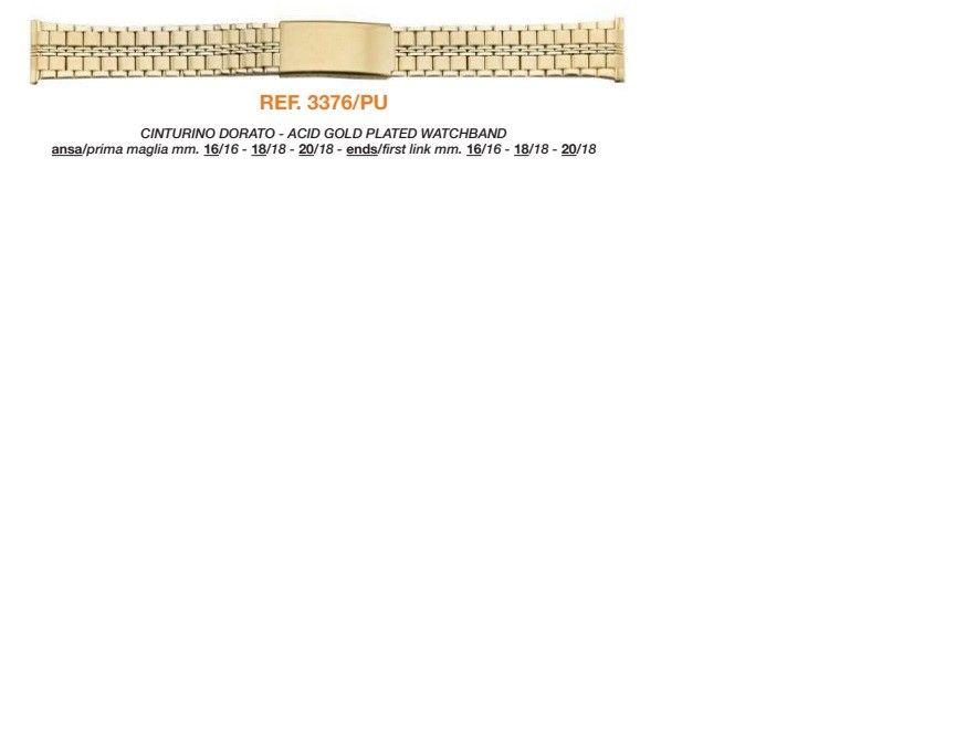 Cinturino Metallo 3376/PU