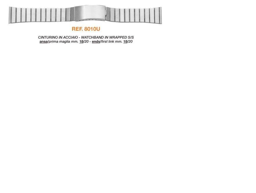 Cinturino Metallo 8010U