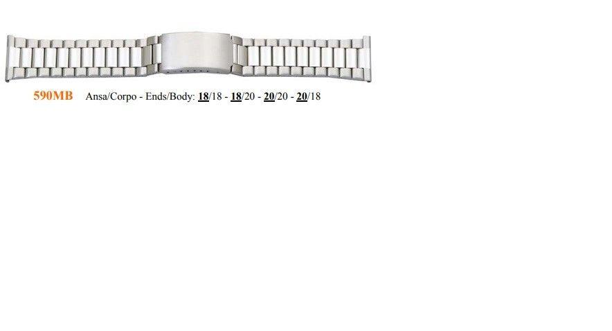 Cinturino Metallo 590MB