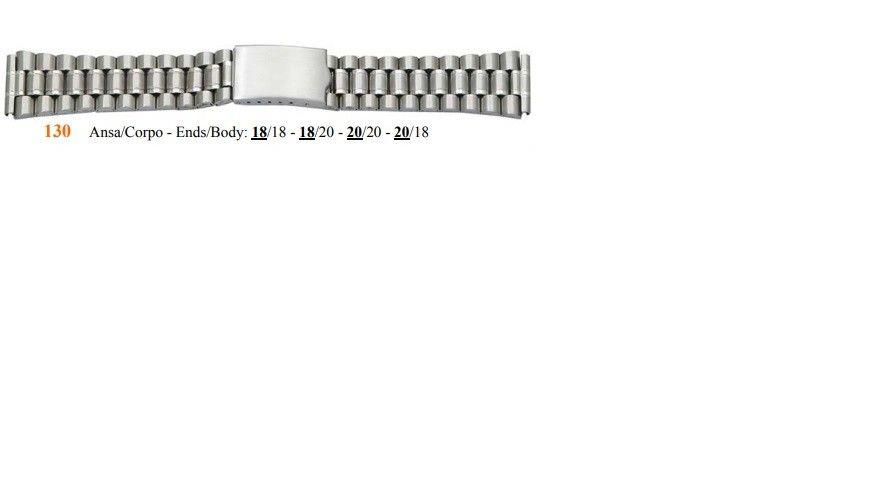 Cinturino Metallo 130