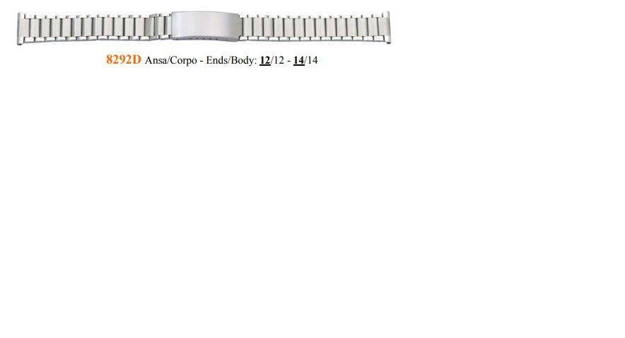 Cinturino Metallo 8292D