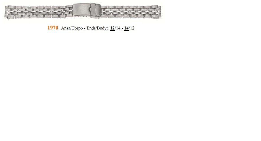 Cinturino Metallo 1970