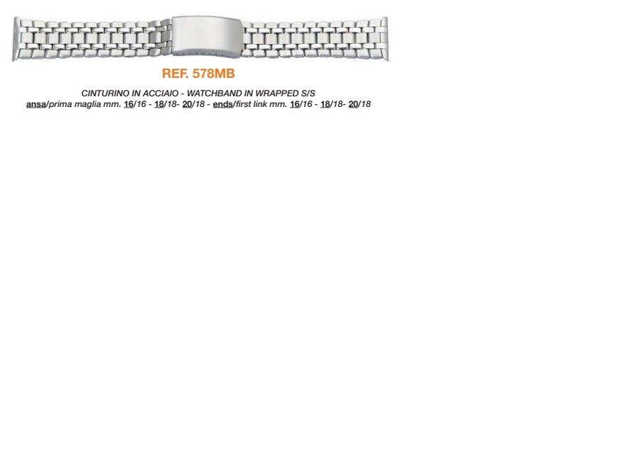Cinturino Metallo 578MB