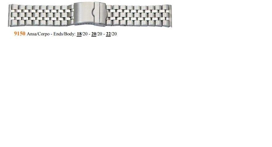 Cinturino Metallo 9150