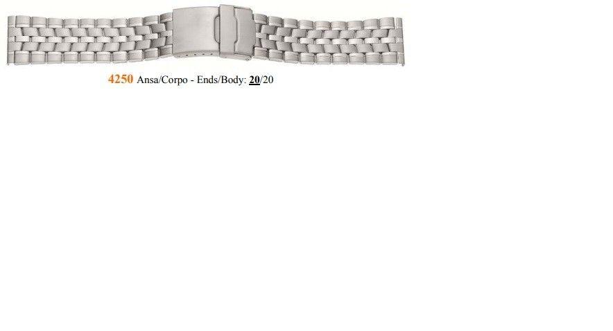 Cinturino Metallo 4250
