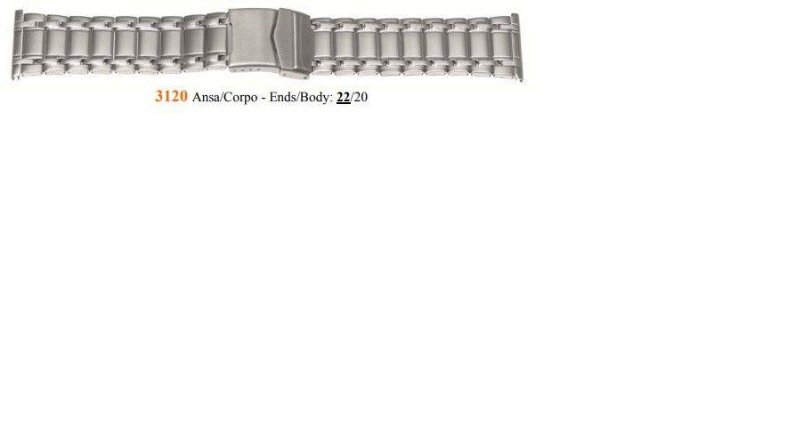 Cinturino Metallo 3120