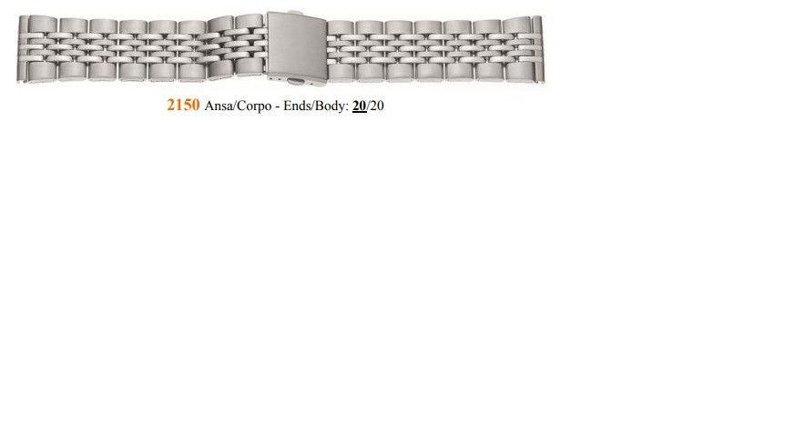 Cinturino Metallo 2150