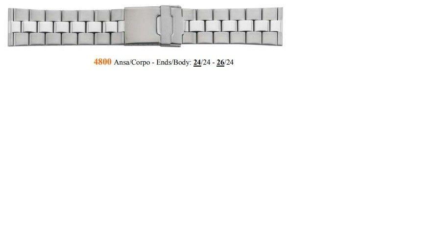 Cinturino Metallo 4800
