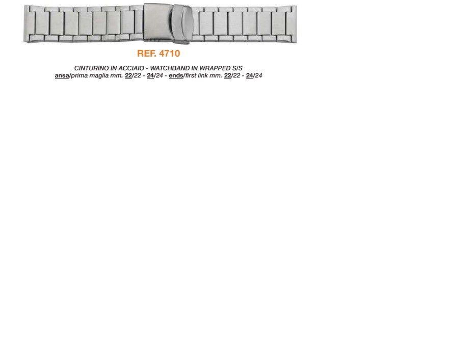 Cinturino Metallo 4710
